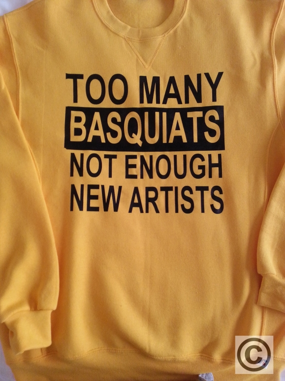 too many basquiats original